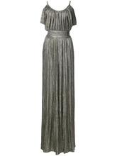 Derek Lam 10 Crosby | плиссированное длинное платье   Derek Lam 10 Crosby | Clouty