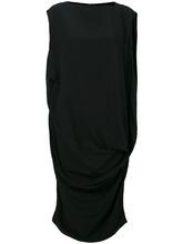 RICK OWENS | свободное платье без рукавов  Rick Owens | Clouty