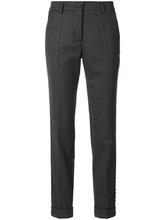 P.A.R.O.S.H. | укороченные брюки с заклепками P.A.R.O.S.H. | Clouty