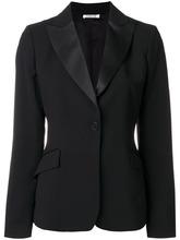 P.A.R.O.S.H. | пиджак с атласным воротником P.A.R.O.S.H. | Clouty