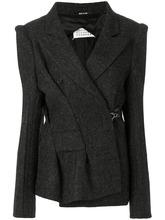 Maison Margiela   приталенный пиджак Maison Margiela   Clouty