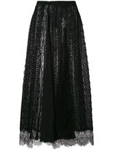 Ermanno Scervino | кружевная юбка макси Ermanno Scervino | Clouty