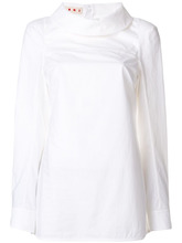 Marni | рубашка с воротником Marni | Clouty