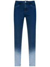 Mara Mac | gradient skinny denim pants | Clouty