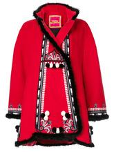 Yuliya Magdych   пальто с вышивкой 'Hutsil' Yuliya Magdych   Clouty