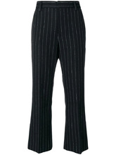 Marc Jacobs | укороченные брюки в полоску Marc Jacobs | Clouty