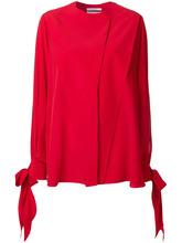 GIVENCHY | блузка с завязками Givenchy | Clouty