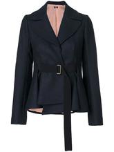 Jil Sander Navy | приталенный пиджак под пояс Jil Sander Navy | Clouty