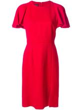 Giambattista Valli | платье с оборками на рукавах  Giambattista Valli | Clouty