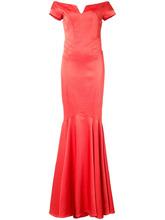 Zac Zac Posen | вечернее платье 'Trudy' | Clouty