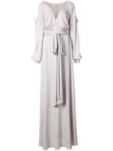 Zac Zac Posen | вечернее платье 'Jeanne' с поясом Zac Zac Posen | Clouty