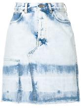 """Golden Goose Deluxe Brand   джинсовая мини-юбка с эффектом """"варенки"""" '80s' Golden Goose Deluxe Brand   Clouty"""