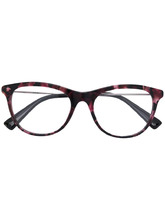 VALENTINO | очки в овальной оправе Valentino Eyewear | Clouty