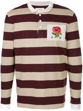 Kent & Curwen   рубашка-поло с вышивкой Kent & Curwen   Clouty
