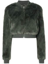 ASH | фактурная укороченная куртка  Ash | Clouty