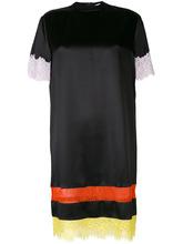 GIVENCHY | платье с вышивкой и контрастным кружевом  Givenchy | Clouty