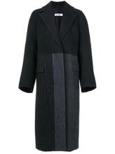 JIL SANDER | пальто со вставками  Jil Sander | Clouty