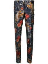 P.A.R.O.S.H. | узкие брюки с принтом  P.A.R.O.S.H. | Clouty
