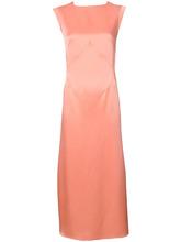 Tome   платье с V-образным вырезом сзади Tome   Clouty