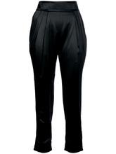GIVENCHY | зауженные брюки длиной до щиколотки Givenchy | Clouty
