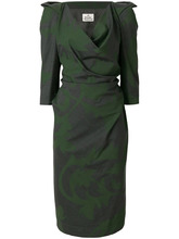 Vivienne Westwood | платье со структурированными плечами Vivienne Westwood | Clouty