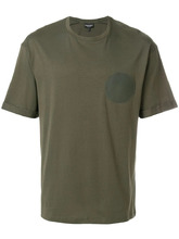 Emporio Armani | футболка с нашивкой | Clouty
