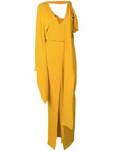Tom Ford | платье с асимметричной горловиной Tom Ford | Clouty