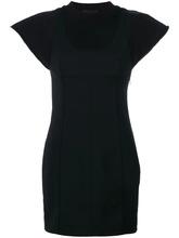 Alexander Wang | приталенное платье с рукавами-кап Alexander Wang | Clouty