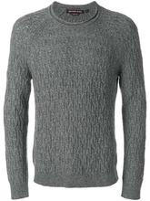 MICHAEL KORS | фактурный трикотажный свитер | Clouty