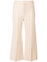 Isabel Marant   укороченные брюки в полоску  Isabel Marant   Clouty