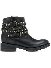 ASH | байкерские ботинки с заклепками Ash | Clouty