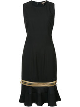 Roberto Cavalli   платье с оборками Roberto Cavalli   Clouty
