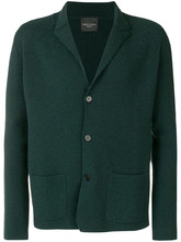 Roberto Collina | rib knit blazer | Clouty
