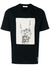 Bally | футболка с принтом 'Funky' | Clouty