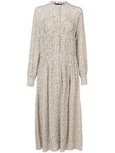 JOSEPH | длинное платье-рубашка с принтом | Clouty