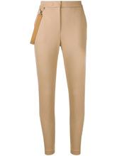 MAX MARA | high-waist skinny trousers | Clouty