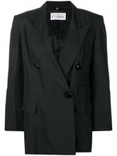 Gianfranco Ferré Vintage | пиджак с заостренными лацканами 1980-х годов | Clouty