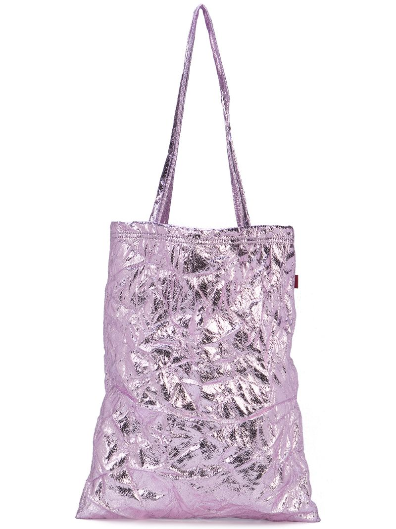 Sies Marjan | сумка-тоут с эффектом помятости | Clouty