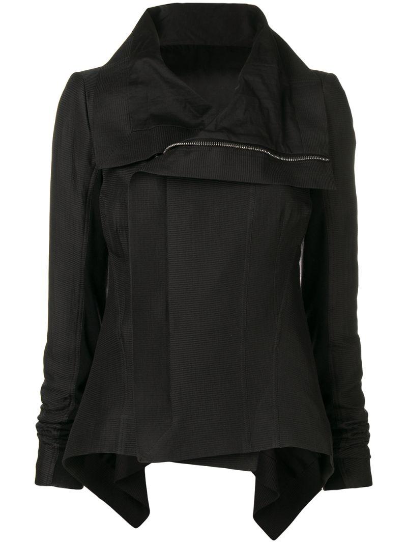 RICK OWENS | пиджак структурного кроя | Clouty