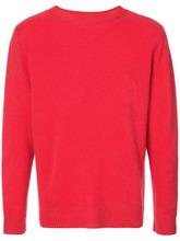 The Elder Statesman | свитер с круглым вырезом | Clouty