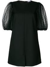 VALENTINO RED | платье мини с объемными рукавами | Clouty