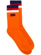 GUCCI | носки с нашивкой 'Gucci Game' | Clouty