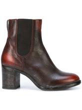 Moma   ботинки челси на каблуке   Clouty