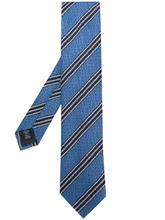 Ermenegildo Zegna | striped tie | Clouty
