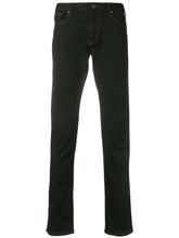 Emporio Armani   classic slim-fit jeans   Clouty