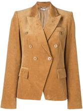 Stella McCartney   classic double-breasted blazer   Clouty