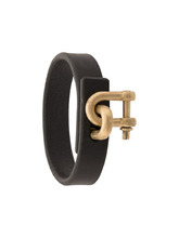 Parts Of Four | metallic lock cuff bracelet | Clouty