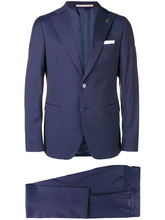 Paoloni | two piece suit | Clouty