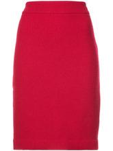 Emporio Armani | прямая юбка | Clouty