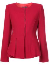 Emporio Armani | пиджак с закругленным краем | Clouty